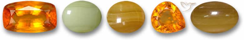 Pedras de calcita