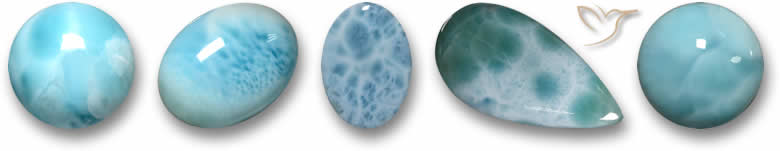 Pedras Larimar