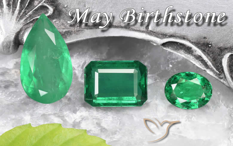 May Birthstones at GemSelect