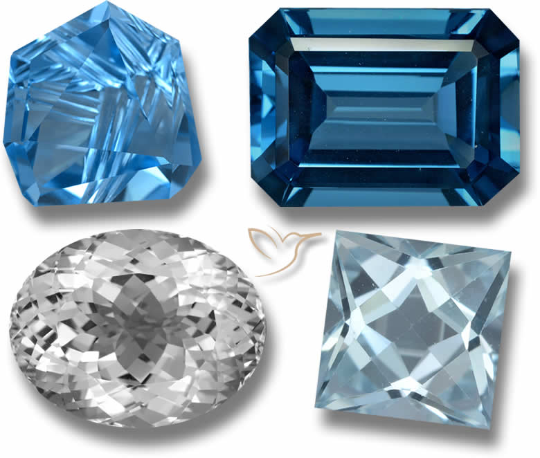 Topaz Gemstones at GemSelect