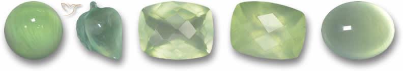 Pedras preciosas pré-nite