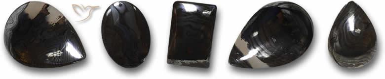 Pedras de psilomelina