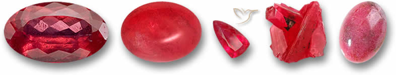 Pedras de rodonita