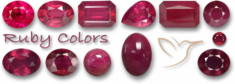 Ruby Information The Gemstone Of Passion And Seduction