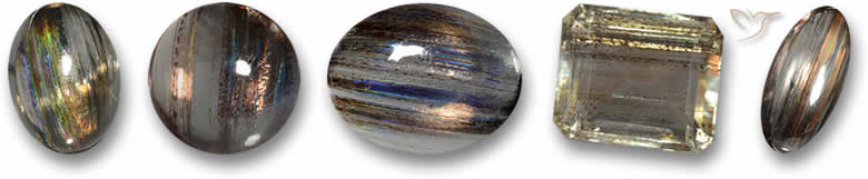 Pedra preciosa escapulita