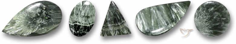 Pedra preciosa serafinita