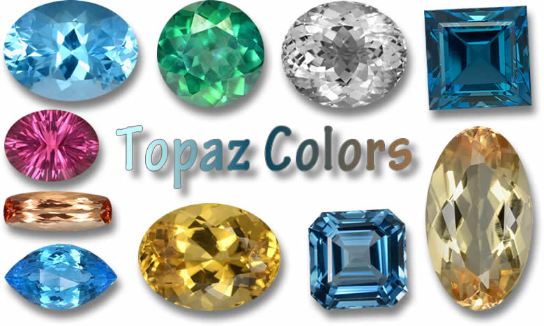 Topaz Color Range
