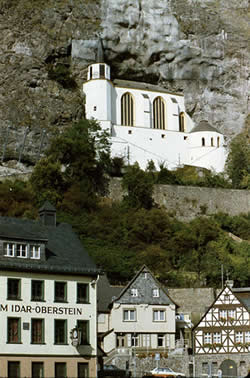 The Idar Oberstein Church