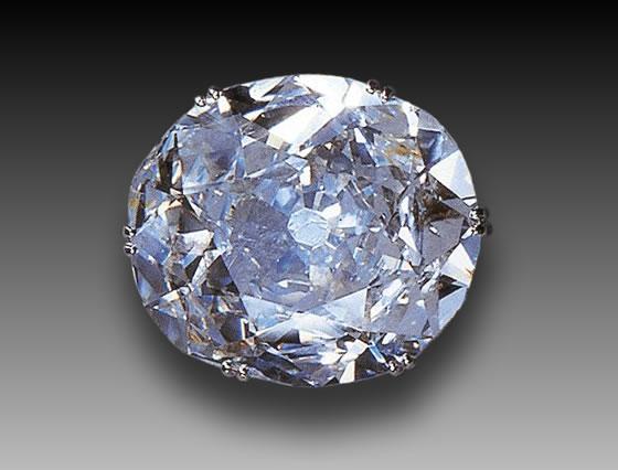 The Koh-I-Noor Diamond źródło: http://www.gemselect.com/other-info/koh-i-noor-diamond.php