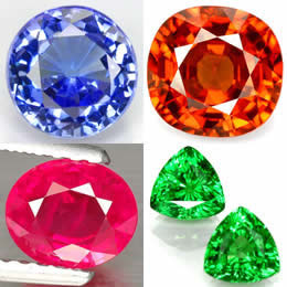 Afordable, Nice Gemstones from GemSelect