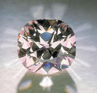 The Famous Agra Diamond