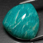 Amazonite Square Cabochon