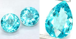 Natural Apatite Gemstones