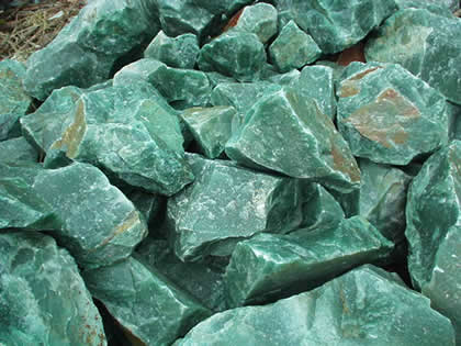Aventurine Rough Stone