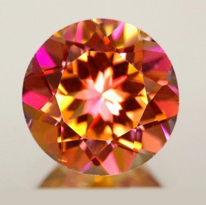 Orange Pendant Jewelry