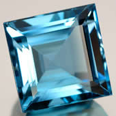 Natural Blue Topaz from GemSelect