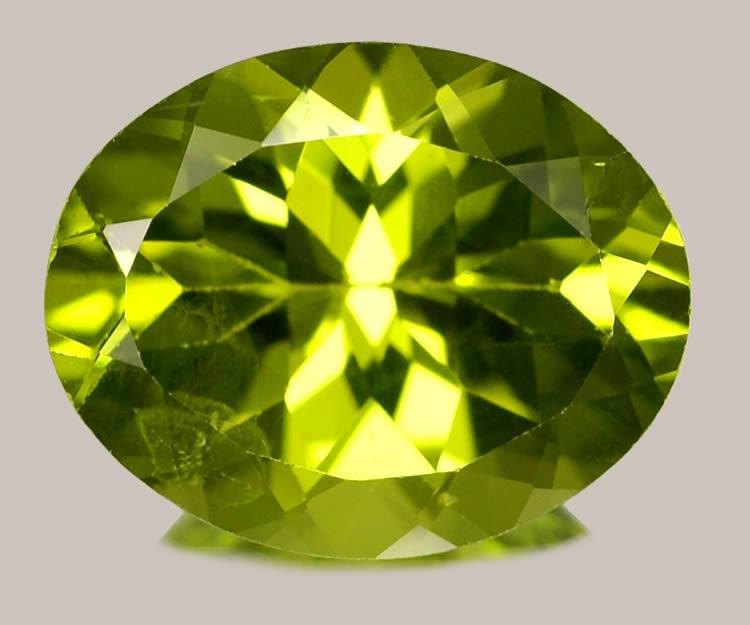 peridot gems