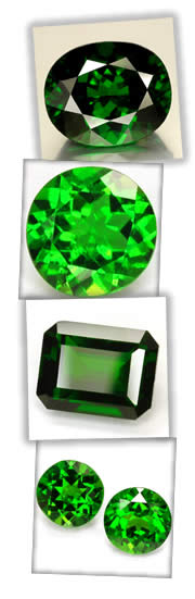 Chrome Diopside from GemSelect