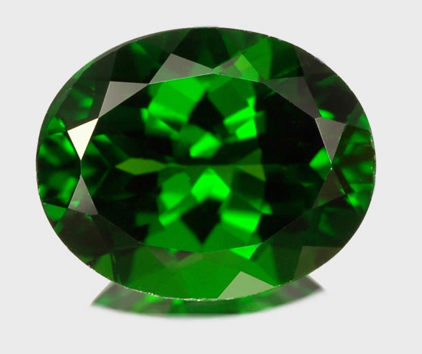 Chrome Diopside Gemstone And Jewelry Information Gemselect