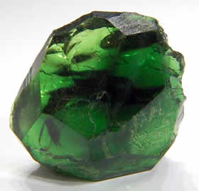 Chrome Tourmaline Rough