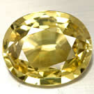 Natural Chrysoberyl Gems