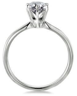 Classic Tiffany 4-Prong Setting