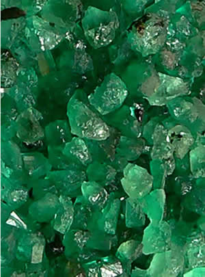 Colombian Emerald Rough