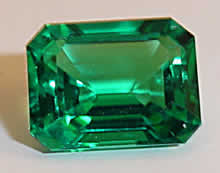 Emerald from Columbia