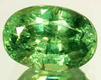 Natural Rare Demantoid Garnet