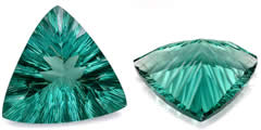 Natural Concave Cut Gemstones from GemSelect