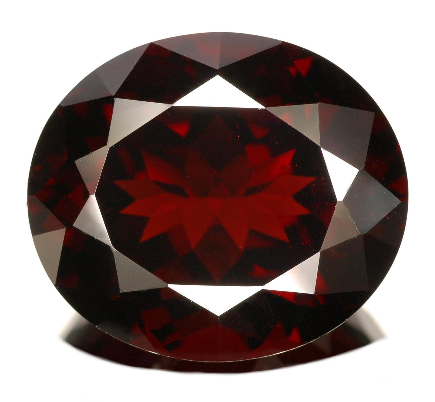 Garnet Gem Click to Enlarge
