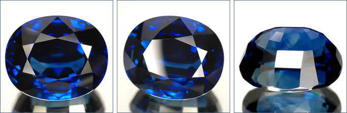 Rare and Huge Blue Sapphire