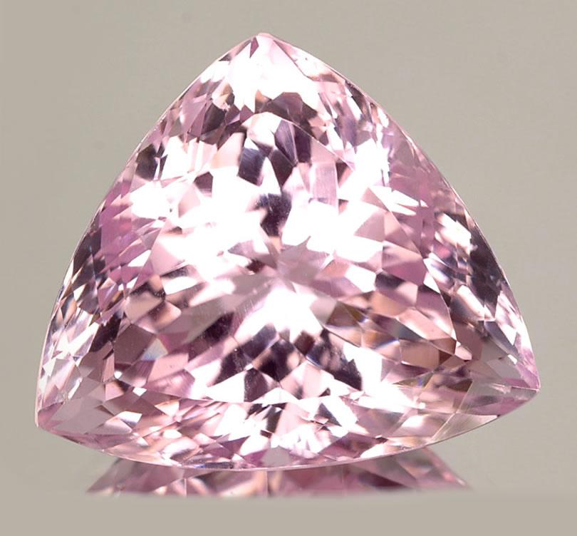 kunzite gemstone and jewelry information pink spodumene