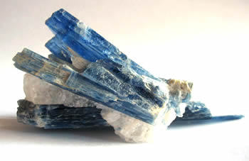 Kyanite Crystals from Burma