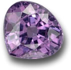 Beautiful Light Violet Spinel Gem
