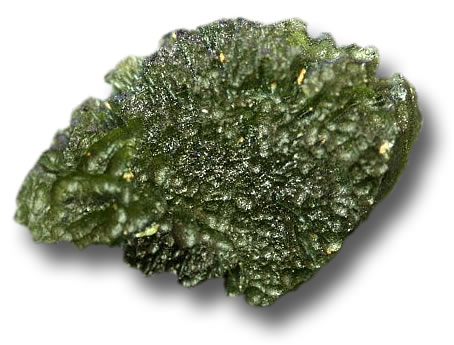 Moldavite Rough Stone