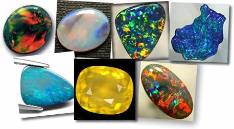 opal of the desert