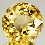 Natural Yellow Scapolite