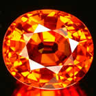 Natural Spessartite Garnet