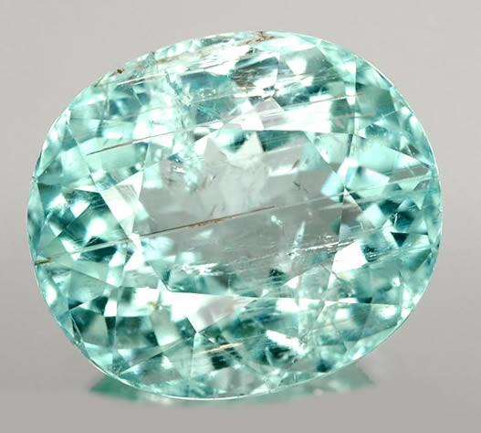 Piedra preciosa Turmalina