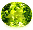 Peridot another Feng Shui Gem