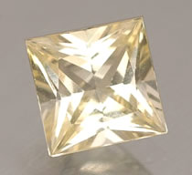 Princess-Cut Gemstone
