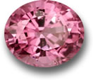 Deep Pink Spinel Gem