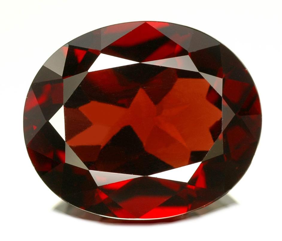 Pyrope Garnet Gemstone And Jewelry Information Red