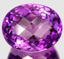 Real Natural Amethyst