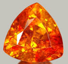 Red-Orange Sphalerite