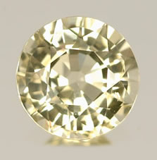 Round Brilliant Cut Gem