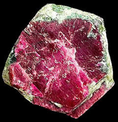 Natural Ruby-Zoisite Rough