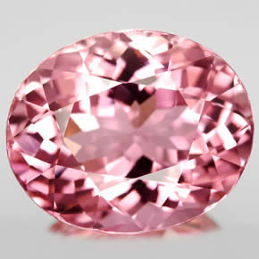Soft Pink Tourmaline Gemstone
