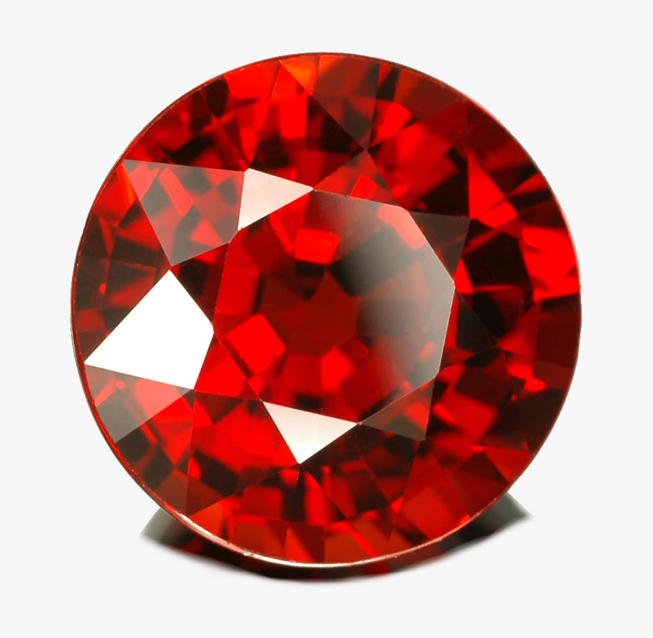 spessartite garnet gemstone jewelry information